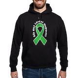 Bile duct cancer Hoodie (dark)