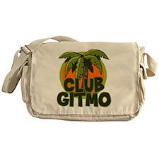 Club Gitmo Messenger Bag