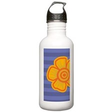 iTouch2caseYlwFlwr Water Bottle