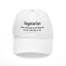 Vegetarian ancient tribal (TS-B) Baseball Cap