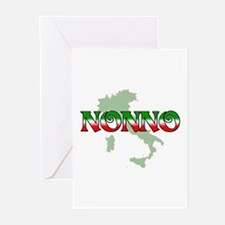 Nonno Greeting Cards (Pk of 10)