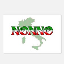 Nonno Postcards (Package of 8)
