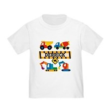 Custom Construction Vehicles T
