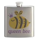 Queen bee Flasks