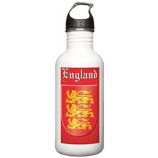 England COA Laptop Ski Water Bottle