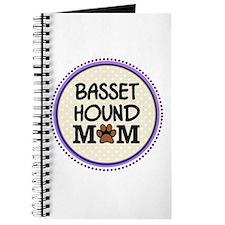 Basset Hound Dog Mom Journal