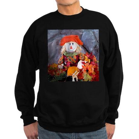 Scarecrow holiday Sweatshirt