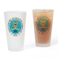 JPAC Logobig button Drinking Glass