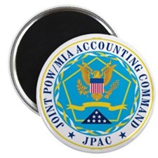 JPAC Logobig button Magnet