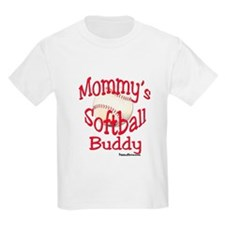 Mommy's Softball Buddy