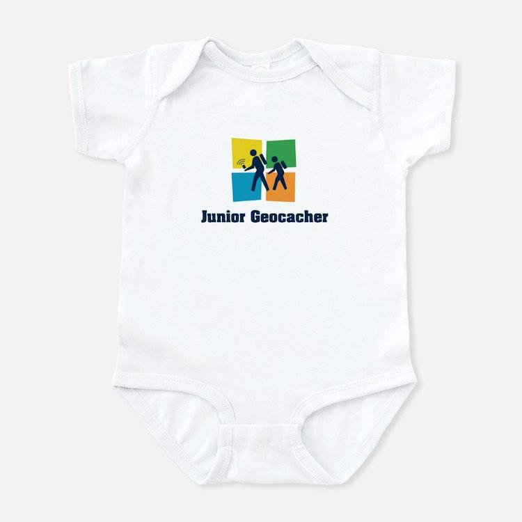 Junior Geocacher Infant Bodysuit