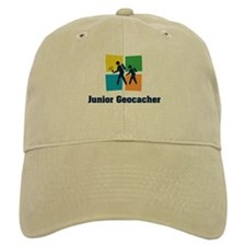 Junior Geocacher Baseball Cap