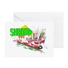 SHADOW Greeting Cards (Pk of 10)