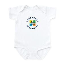 Geocacher in Training Infant Bodysuit