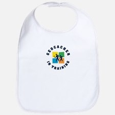 Geocacher in Training Bib
