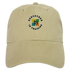 Geocacher in Training Baseball Cap