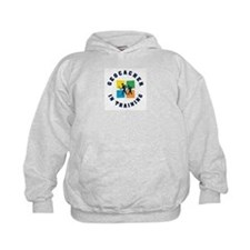 Geocacher in Training Hoodie