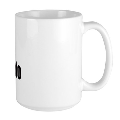 I Love Sacramento Large Mug