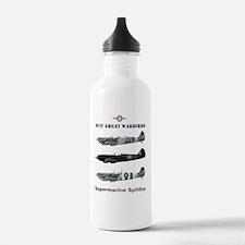 spit-shirt-1 Water Bottle