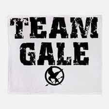 Team Gale (distress) copy Throw Blanket