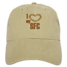I Love My SFC Baseball Cap