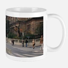 Trolley car in Vienna Austria Mug