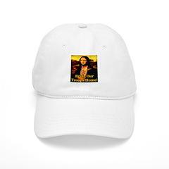 Bring Our Troops Home Mona Li Baseball Cap
