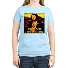 Bring Our Troops Home Mona Li T-Shirt