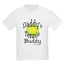 Daddy's Tennis Buddy