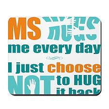 6x6 MS Hugs Mousepad