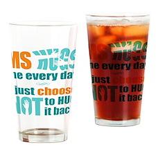 6x6 MS Hugs Drinking Glass
