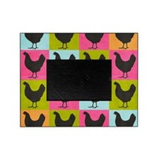poster-chickenpopart Picture Frame