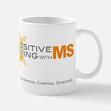 12x12 Positive Living Mug