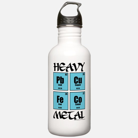 Heavy Metal Water Bottle