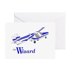The WIZARD Greeting Cards (Pk of 10)