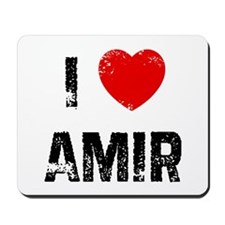I * Amir Mousepad