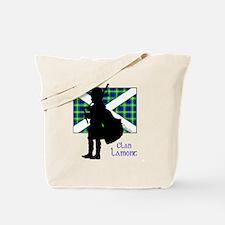 Lamont Piper Flag 2 Tote Bag