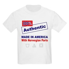Made in America with... Kids T-Shirt
