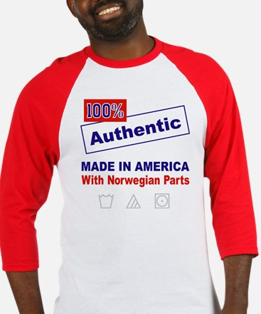Made in America with... Baseball Jersey