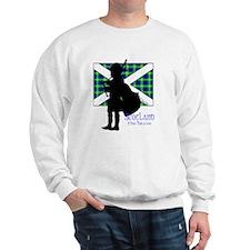 Scotland Piper Flag 2 Sweatshirt