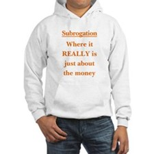 REALLY about the $ Hoodie
