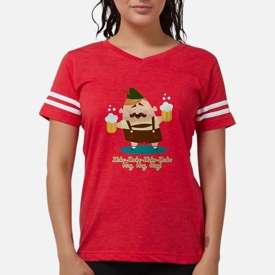 Zicke-Zacke Oktoberfest Women's Cap Sleeve T-Shirt