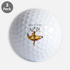 Future In Medicine Golf Ball