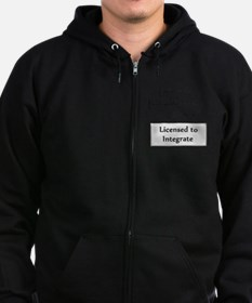 licensed-to-integrate-6-blackLet Zip Hoodie