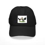 Brassy Back OE Black Cap