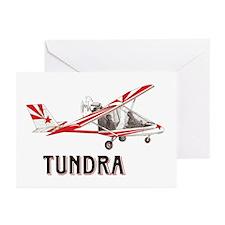 TUNDRA Greeting Cards (Pk of 10)