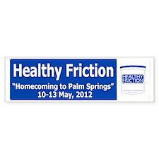 HF May 2012 Billboard with Logo Bumper Sticker