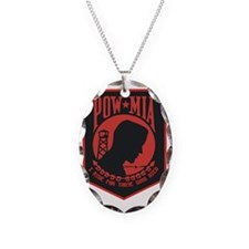 POW MIA I Ride Necklace