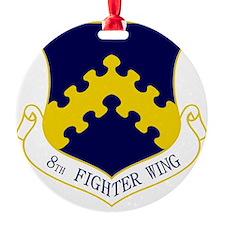 8th FW Ornament