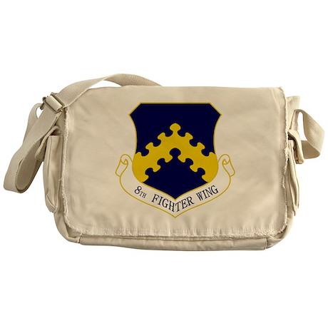 8th FW Messenger Bag